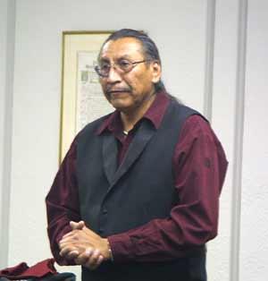 Chief Arvol Looking Horse - Sioux Nation USA.jpg