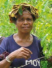 Mama Margaretha SAKO - Indonesia.JPG